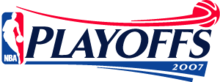 NBA 2007 Playoffs logo.png