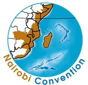 Nairobi Convention - Official logo of the Convention