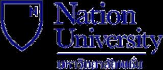 Nation University (Thailand) university