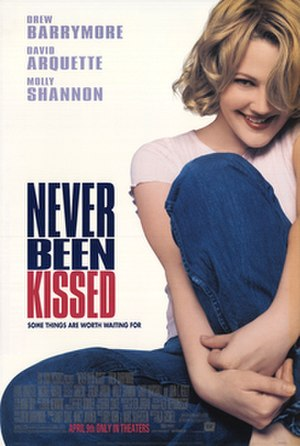 Never Been Kissed - Theatrical release poster
