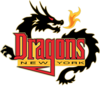 New York Dragons logo