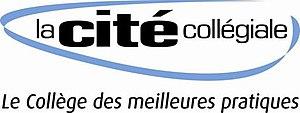 La Cité collégiale - Image: Official La Cité collégiale signature