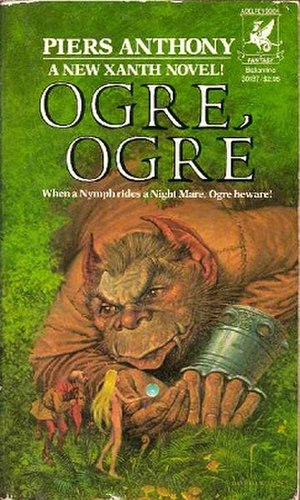 Ogre, Ogre - Cover, featuring the character Smash