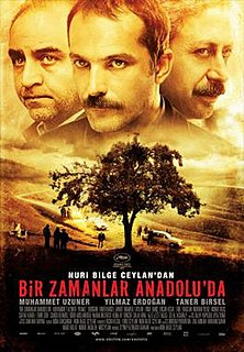 <i>Once Upon a Time in Anatolia</i> 2011 film by Nuri Bilge Ceylan