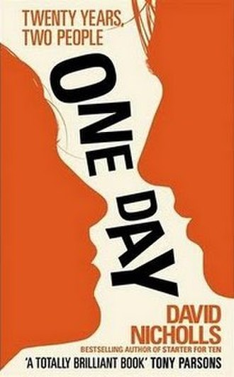 One Day (novel) - Image: One day david nicholls