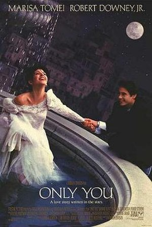 Only You (1994 film) - Theatrical release poster