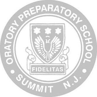 Oratory Preparatory School - Image: Oratory Preparatory School (crest)