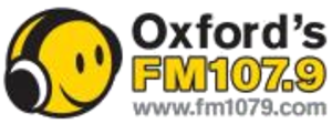 Jack FM 2 - The logo of Oxford's FM 107.9