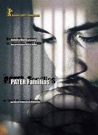 Pater Familias (film) - Image: Pater Familias (film)