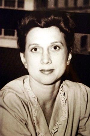 Veronica Helfensteller - Image: Photo of Veronica Helfensteller