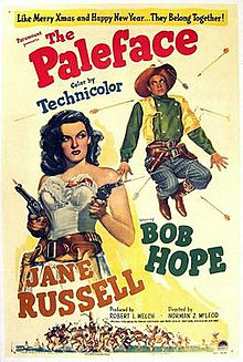 Poster - Paleface, The (1948) 01.jpg