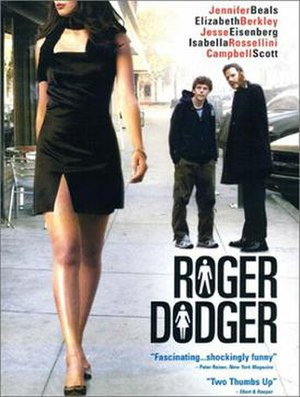Roger Dodger (film) - Theatrical release poster