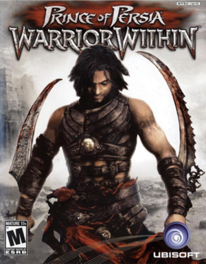 Prince of Persia: Warrior Within - German cover art
