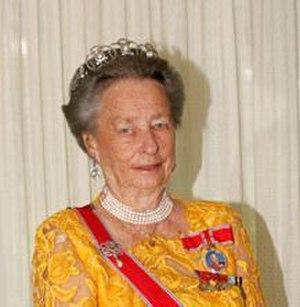 Princess Ragnhild, Mrs. Lorentzen - Image: Princess Ragnhild, Mrs. Lorentzen