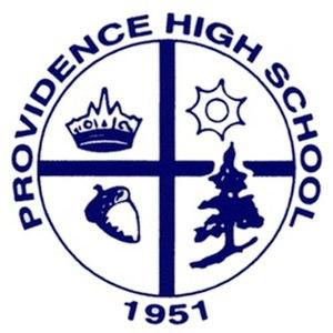 Our Lady of Providence Junior-Senior High School - Image: Providence Logo