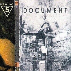 Document (album) - Image: R.E.M. Document