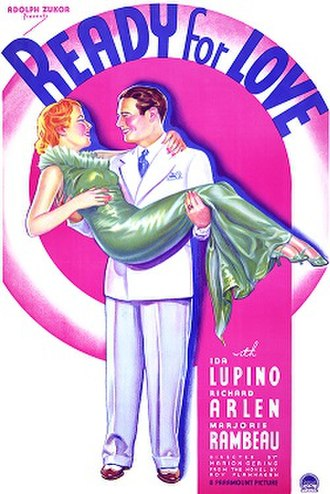 Ready for Love (1934 film) - Image: Ready for Love 1934