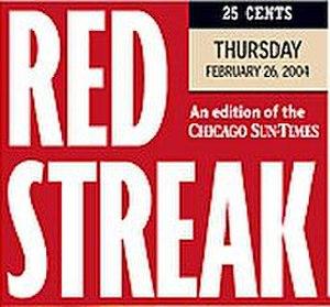 Red Streak - Image: Redstreaklogo