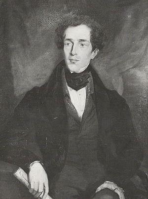John Thomson (composer) - Portrait of John Thomson by William Smellie Watson