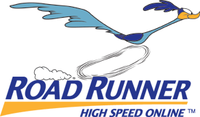Road Runner's official logo and mascot