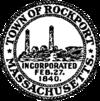 Sello oficial de Rockport, Massachusetts