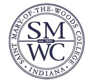 Saint Mary-of-the-Woods College - Image: Saint Mary Of The Woods Logo
