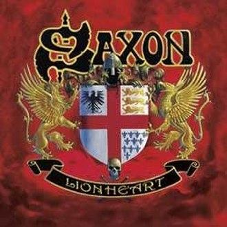 Lionheart (Saxon album) - Image: Saxon lionheart 2