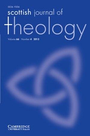 Scottish Journal of Theology - Image: Scottish Journal of Theology