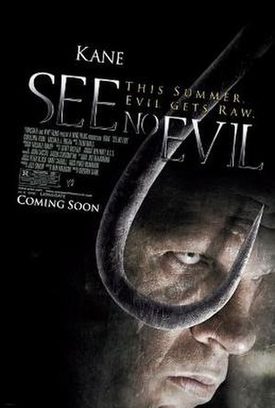 Picture of a movie: See No Evil