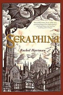 <i>Seraphina</i> (novel) 2012 fantasy adult novel by Rachel Hartman
