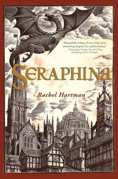 Picture of a book: Seraphina