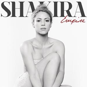 Empire (Shakira song) - Image: Shakira Empire
