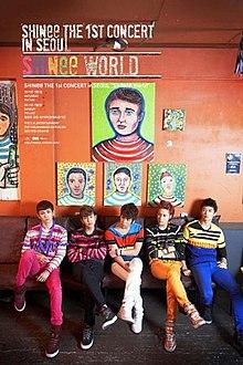 Shinee World (concert) - Wikipedia