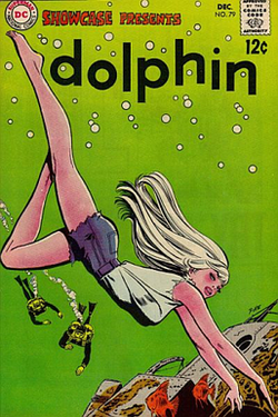 Dolphin (comics) - Wikipedia, the free encyclopedia