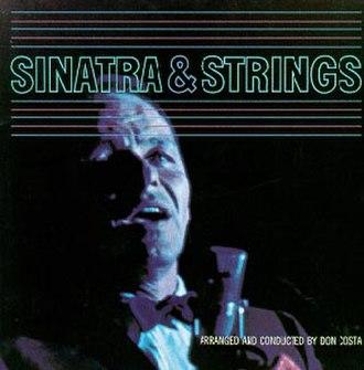Sinatra and Strings - Image: Sinatraandstrings