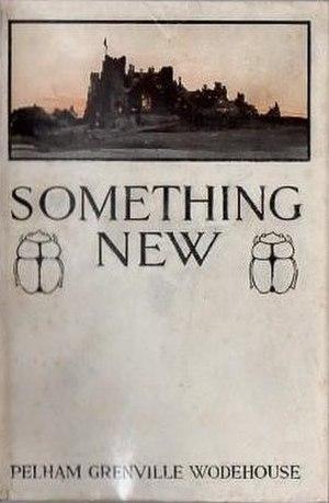 Something Fresh - First US edition