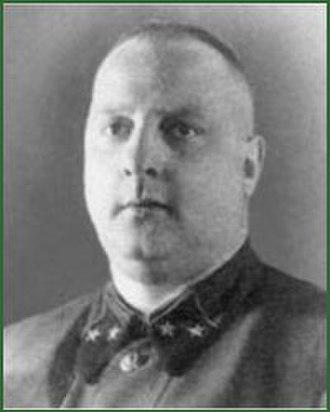 Viktor Tsyganov - Tsyganov in 1941 - 42