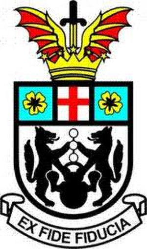 St. George's College, Harare - The St George's College Grant of Arms (Crest)