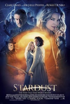 Stardust (2007 film) - Theatrical release poster