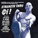 Strength Thru Oi!, with its notorious image of British Movement activist and felon Nicky Crane