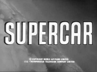 Supercar (TV series) - Image: Supercar TV series titlecard