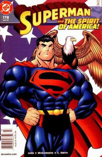 Superman vol. 2 - Image: Superman post OWAW