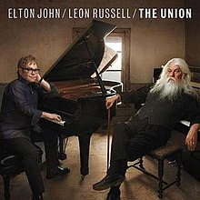 The Union Elton John And Leon Russell Album Wikipedia