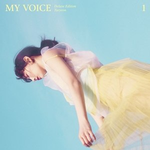 My Voice - Image: Taeyeon My Voice Deluxe edition album cover