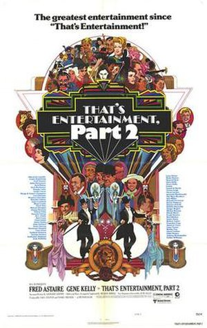That's Entertainment, Part II - Theatrical poster