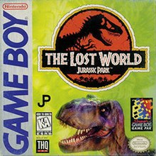 The Lost World Jurassic Park Handheld Game Wikipedia