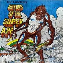 Lee Scratch Perry* & Pura Vida - The Super Ape Strikes Again ...