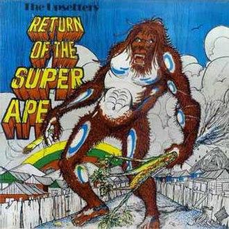 Return of the Super Ape - Image: The Upsetters Return Of The Super Ape
