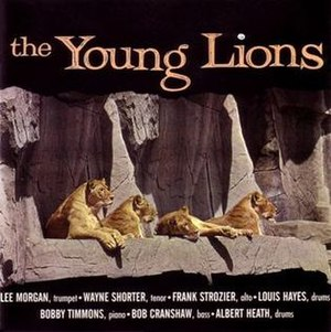 The Young Lions (album) - Image: The Young Lions
