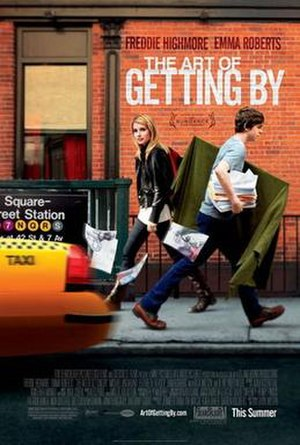 The Art of Getting By - Theatrical release poster